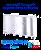 Сталевий радіатор Korado 22vk 500x600 нижнє підключення