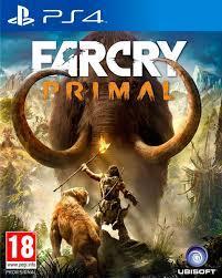 Игра для игровой консоли PlayStation 4, Far Cry Primal (БУ)