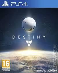 Игра для игровой консоли PlayStation 4, Destiny (БУ)