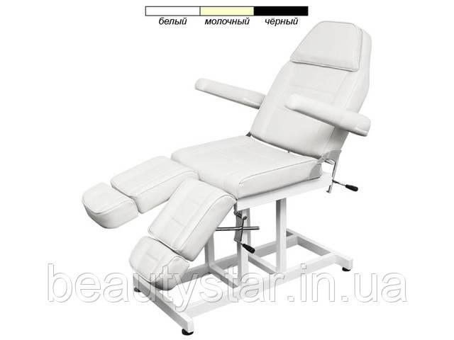 кресло кушетка для педикюра