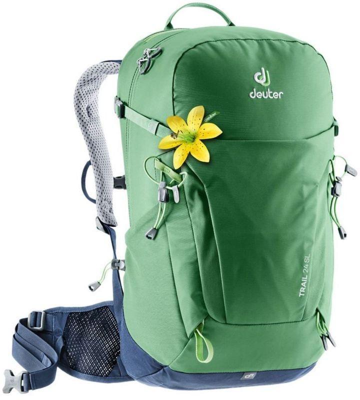 Купить Рюкзак спортивный Deuter Trail 24 SL 3440219 2326, 24л, зеленый