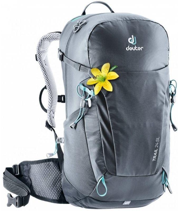 Купить Рюкзак спортивный Deuter Trail 24 SL 3440219 4701, 24л, серый