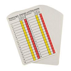 Аксесуари для тренувань Карточки для адміністратора команди(05-07-20-03) MISC, фото 3