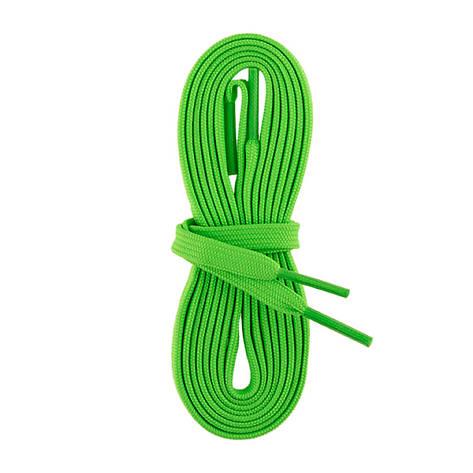 Інше Шнуровка зеленая 1163-02(05-07-20-03) 105 см, фото 2