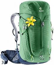 Рюкзак туристический Deuter Trail 28 SL 3440419 2326, 28л, зеленый