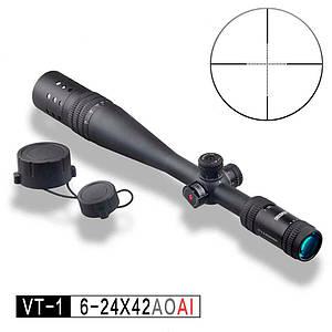 Оптичний приціл Discovery VT-1 6-24x42 AOAI