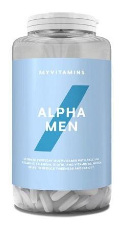 Витамины Myprotein - Alpha Men Multivitamin (240 таблеток)