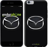 """Чехол на iPhone 6s Mazda. Logo """"3120c-90-571"""""""