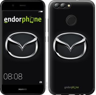 "Чехол на Huawei Nova 2 Mazda. Logo ""3120c-1021-571"""