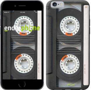 """Чехол на iPhone 6 Кассета """"876c-45-571"""""""