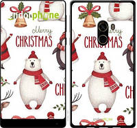 "Чехол на Xiaomi Mi MiX 2 Merry Christmas ""4106u-1067-571"""