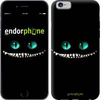 """Чехол на iPhone 6s Чеширский кот """"689c-90-571"""""""