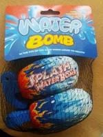 Водяная бомбочка 2шт в сетке