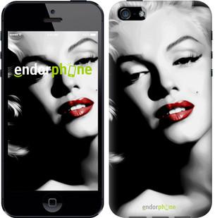 "Чехол на iPhone 5s Мэрилин Монро ""2370c-21-571"""