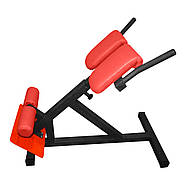 Гиперэкстензия тренажер регулируемый MALCHENKO римский стул, профессиональная серия до 200 кг., фото 3