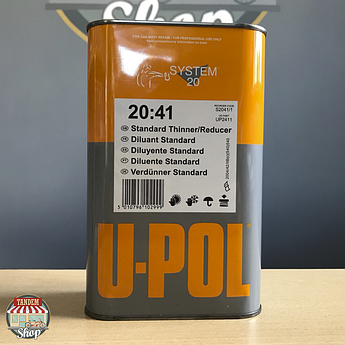 Разбавитель акриловый U-POL S2041, 1 литр