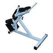 Гиперэкстензия тренажер регулируемый ( Тренажер для гиперэкстензии | римский стул ) до 200 кг., фото 4