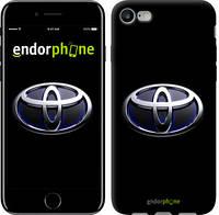 """Чехол на iPhone 7 Toyota. Logo v2 """"3139c-336-571"""""""