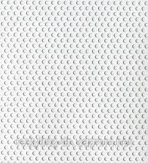 Перфорированная пленка One Way Vision белая, 1,06м