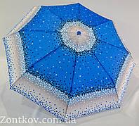 """Женский зонт полуавтомат на 8 карбоновых спиц от фирмы """"SL"""""""