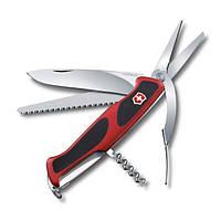 Швейцарский нож Victorinox RangerGrip 71 Красно-черный (0.9713.C)