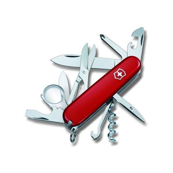 Швейцарский нож Victorinox Explorer Красный (1.6703)