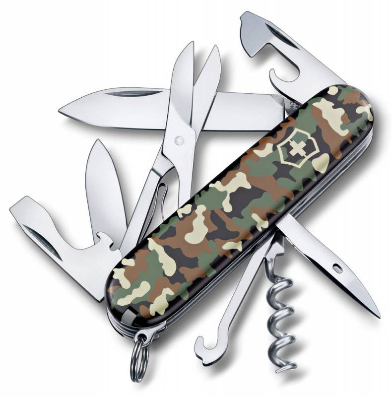 Швейцарский нож Victorinox Climber Camouflage (1.3703.94)