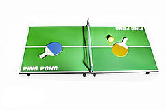 Настольный мини-теннис DUKE (WF004L)