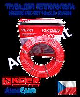 Труба для теплого пола Koer PE-RT EVOH 16x2.0 (Чехия)