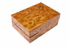 Колода карт Duke в деревянной шкатулке (B13L)