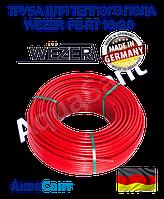 Труба для теплого пола Wezer 16x2.0 PE-RT EVOH