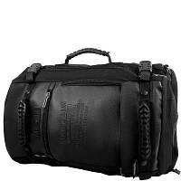 Сумка-рюкзак Witzman Сумка-рюкзак мужская с отделением для ноутбука WITZMAN (ВИТЗМЭН) VT-20208-black