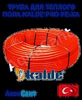Труба для теплого пола KALDE PRO PE-Xa oxygen barrier d16х2мм (турция), фото 1