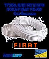Труба для теплої підлоги Firat PE-Xb d16x2мм, фото 1