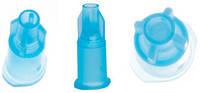 Пластиковая насадка(колпачок) на  шприц