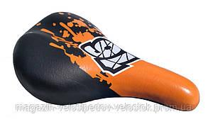 Седло Avanti FU-006 16 оранжевое