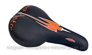 Седло Avanti FU-006 Raptor оранжевое