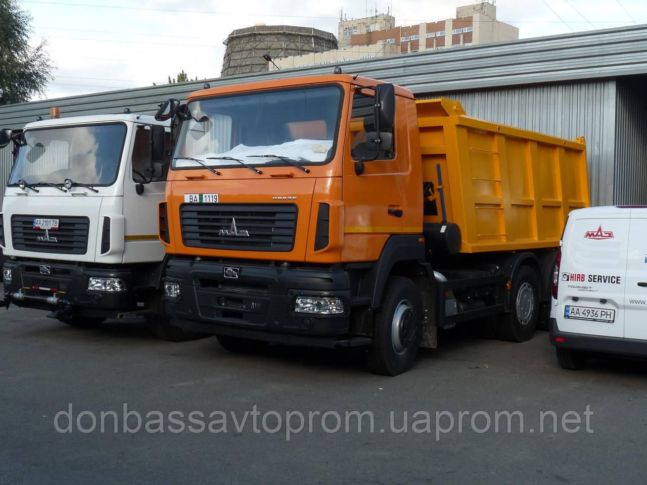 Новый самосвал МАЗ-6501С5-584-000 г.п. 20 тонн