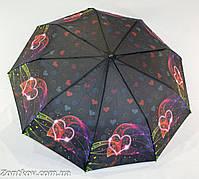"""Зонтик женский полуавтомат от фирмы """"Calm Rain"""""""