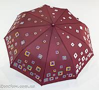 """Женский зонтик с проявляющимся цветным рисунком на 10 спиц от фирмы """"MaxKomfort""""."""