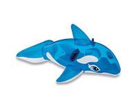 Детский Надувной Плотик Intex 58523 Дельфин Размер 168x86 см
