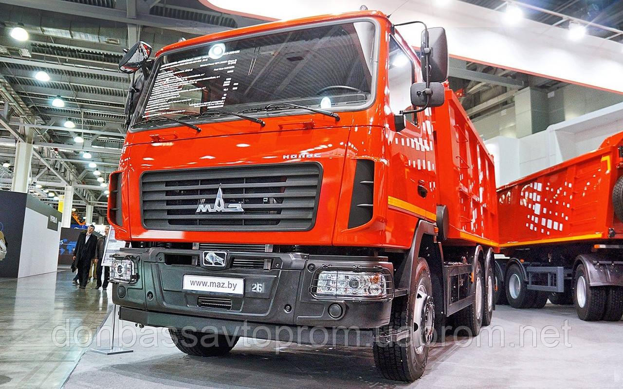 Новый самосвал МАЗ 650126-584-000 г.п. 21 тонна