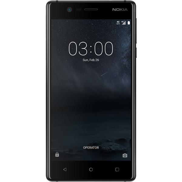 Nokia 3 Black (105318)