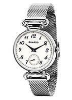Часы женские Guardo 11894-2 серебряные