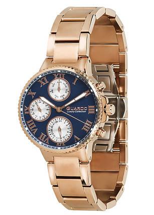 Часы женские Guardo S0503-5 розово-золотые, фото 2