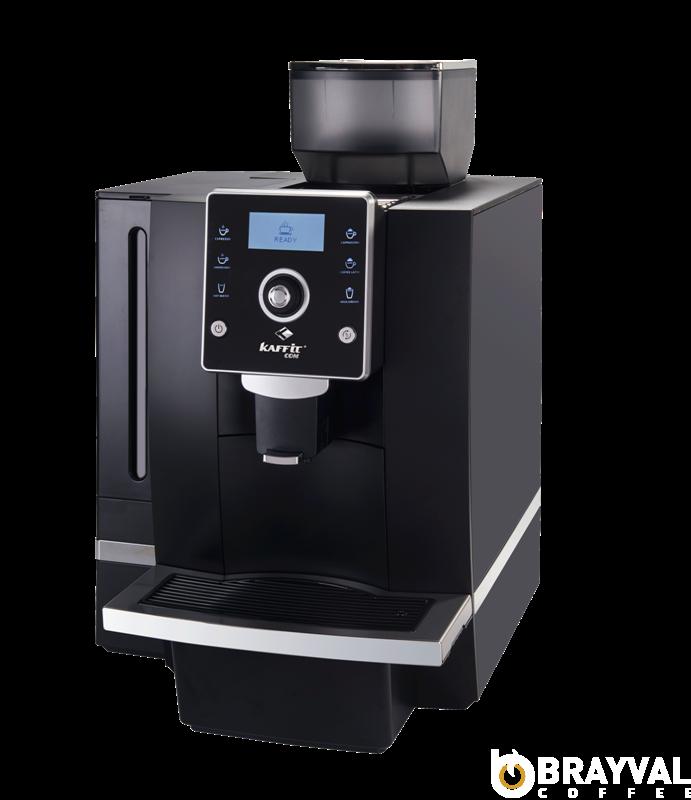 Кофемашина KAFFIT (K 2601L) PRO+ black