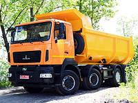 Новый самосвал МАЗ 6516Е8-520-000 г.п. 27 тонн, кузов 21 м3, 8х4, 4 осный