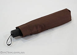 """Однотонный механический зонтик от фирмы """"Flagman"""""""