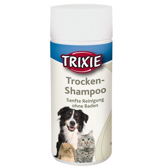 Trixie Сухой шампунь без смывания для собак, кошек и грызунов - 200 мл
