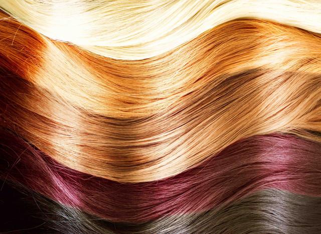 Какие есть типы волос.